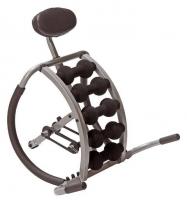 Lanaform Back Gym : zariadenie na brušné svaly a chrbticu