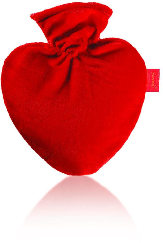 Termofor 0,7l v tvare srdca, Fashy 6510