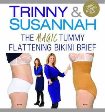 TRINNY & SUSANNAH - Sťahovacie body vysoké pod prsia, 523-18