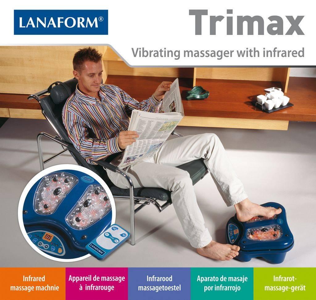 Lanaform Trimax : Reflexná čínska masáž