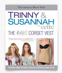 TRINNY & SUSANNAH - Sťahovacie korzetové tielko, 529-18