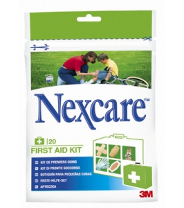 Nexcare™ First Aid Kit - sada prvej pomoci (zips)