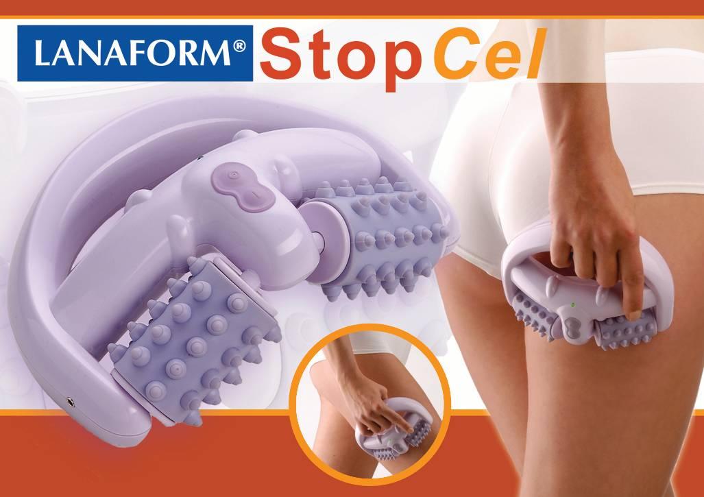 Lanaform Stop Cell : masážny strojček proti celulitíde