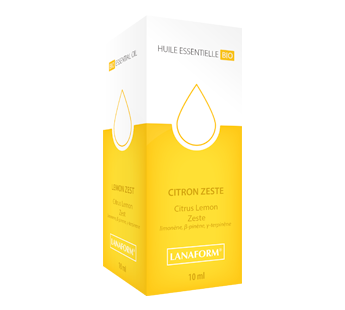 Lanaform Bio esenciálny olej : citrón