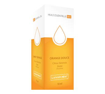 Lanaform Bio esenciálny olej : pomaranč