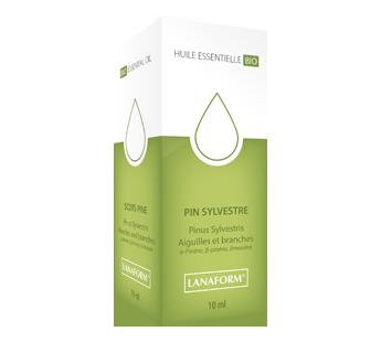 Lanaform Bio esenciálny olej : borovica