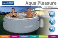 Lanaform Aquapleasure : Jaccuzi Perličkový bazén Spa