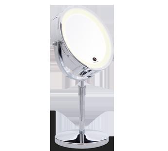 Kozmetické stojanové zrkadlo LED Lanaform Stand Mirror X10