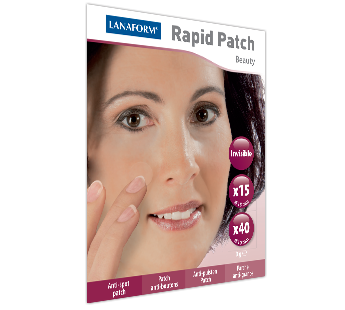 Rapid Patch : Transparentná náplasť proti vyrážkam