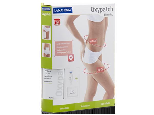Lanaform Oxypatch - Náplasti na chudnutie a celulitídu
