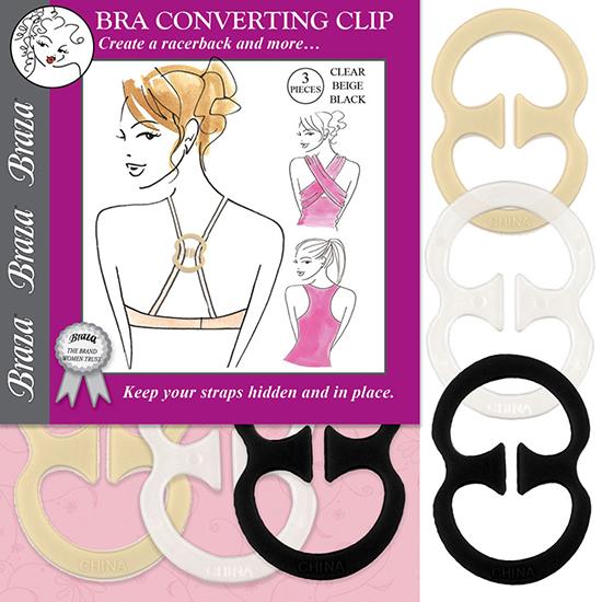 Braza - BRA CONVERTER CLIP, klip na podprsenku (4402-26)