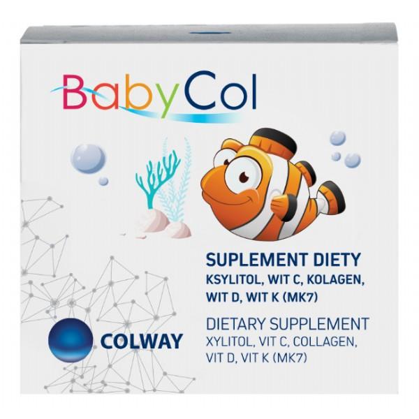 BabyCol - to najlepšie pre Vaše dieťa