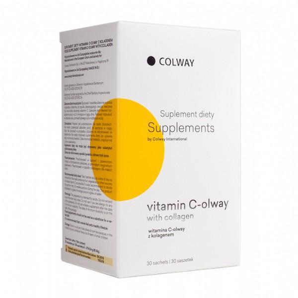 VITAMIN C-OLWAY s kolagénom