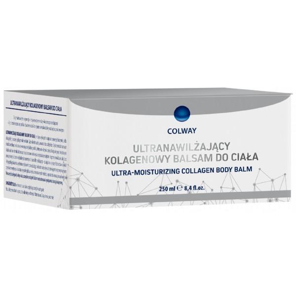 Ultra hydratačný kolagénový telový balzam