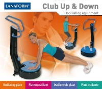 Lanaform Club Up & Down : Oscilačná plošina