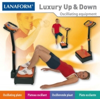 Lanaform Luxury Up & Down : Oscilačná plošina