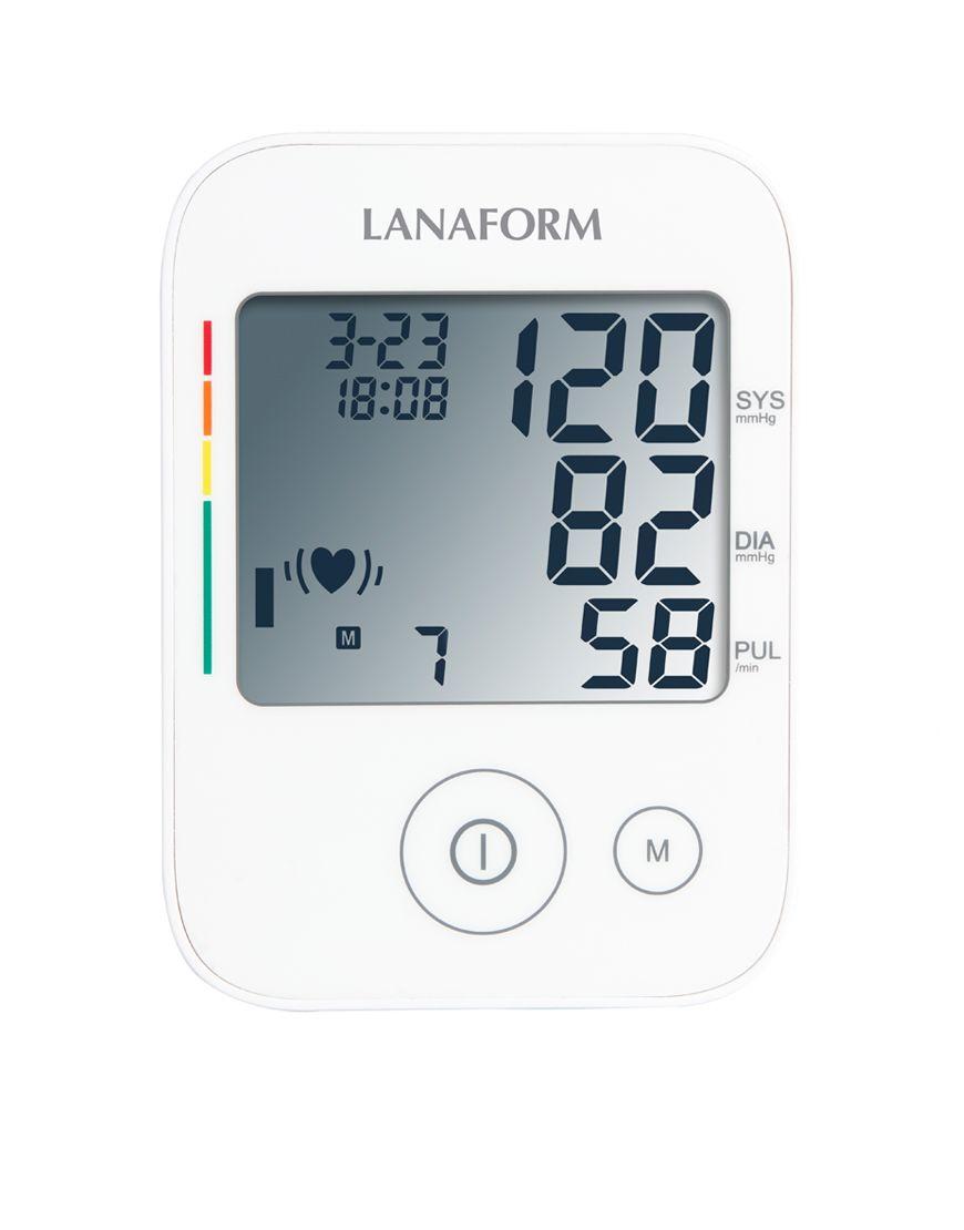 Digitálny tlakomer Lanaform ABPM-100
