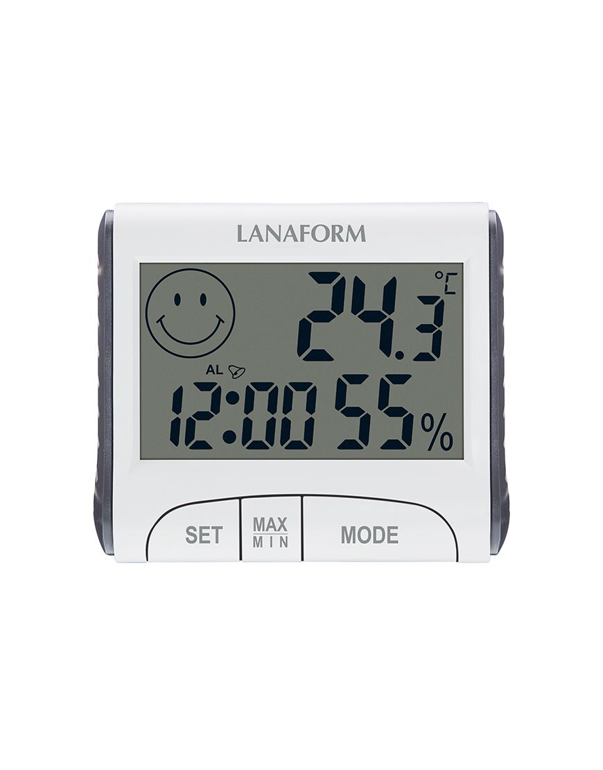 Lanaform Thermo Hygrometer - Vlhkomer